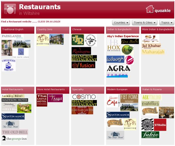 Wiltshire Restaurants