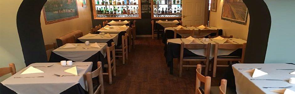 Fabio Italian Restaurant Header